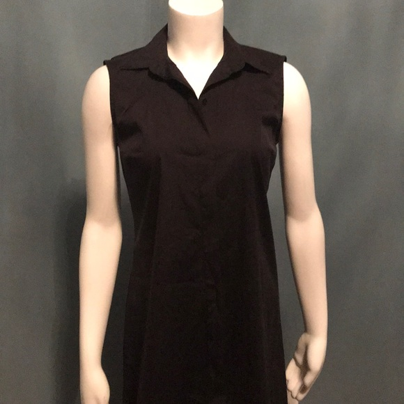 99d168db Zara Woman Black sleeveless Shirt Dress Size Small. Zara.  M_5c0097dc9539f72291501cbb. M_5c0097c33c98441b76fcd77f.  M_5c0097c7819e909e7dae2f30